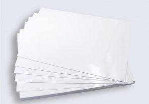 انواع کاغذ کارتن سازی - کاغذ گلاسه